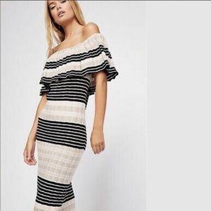 NEW Free People maxi dress